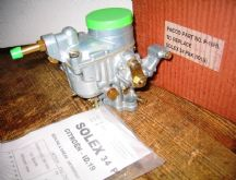 Carburettor - replacement for Solex 34PBIC (ID19 and early D Special)